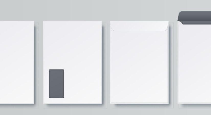 Briefformate erklärt: Kosten, Maße, Gewicht & Verwendung